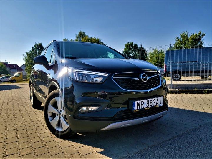 Opel Mokka X 1.6 115KM