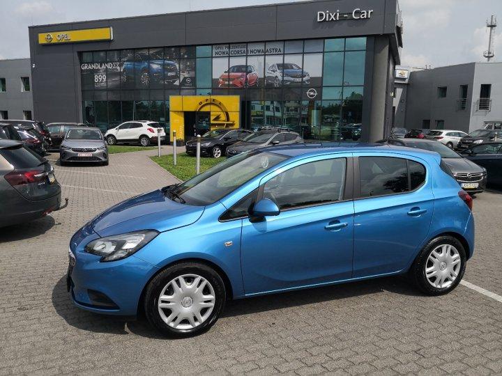 Opel Corsa E 1,4 16V 90 KM Color Edition Jak Nowa