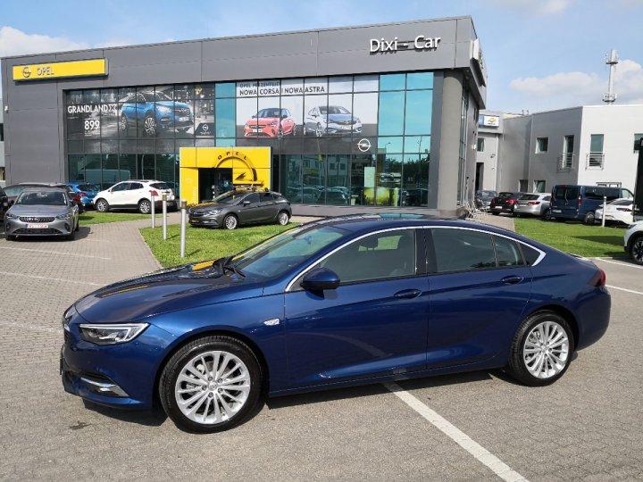 Opel Insignia B 1,5 benzyna 165KM, Salon PL, Automat