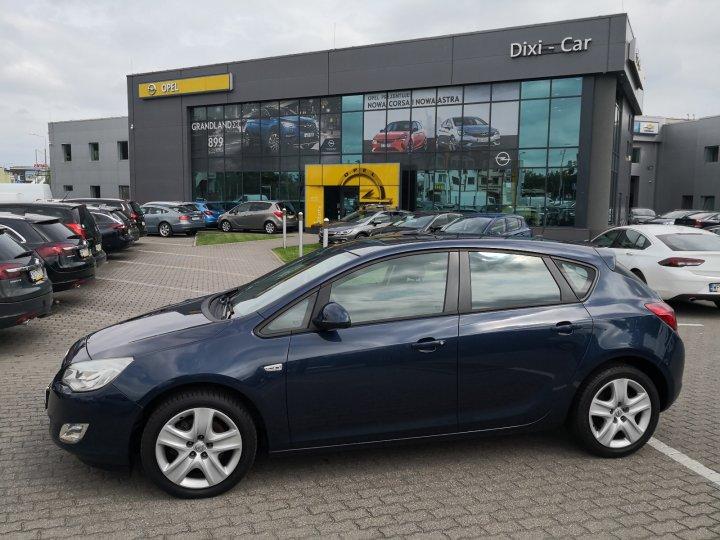Opel Astra IV 2,0 CDTI 160KM, Szyberdach rej 2011