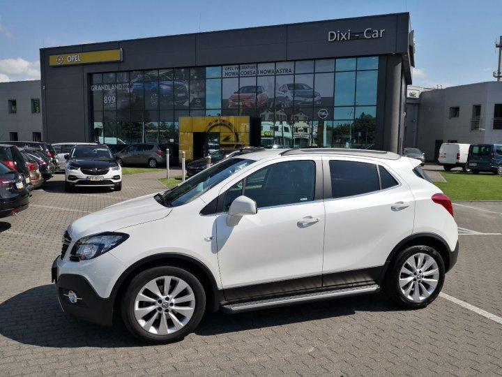 Opel Mokka 1,4 T 140KM, Salon PL, Automat, Cosmo, Vat23%