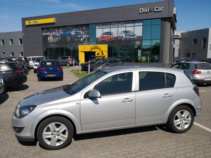 Opel Astra III 1,6 16V 115 KM Salon 1-wszy wł, rej 2013 , PIĘKNA