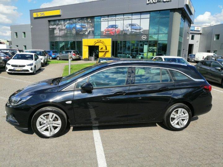 Opel Astra V 1.4 T 125KM 1 właściciel Dynamic Serwis ASO Gwarancja
