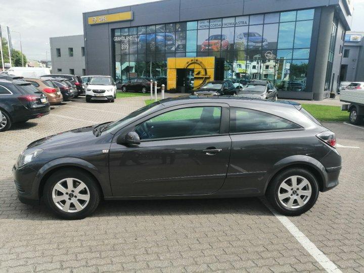 Opel Astra GTC 1.4 16v Automat Niski Przebieg Serwis Gwarancja