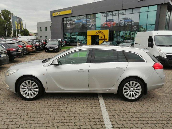 Opel Insignia Sport Tourer 1,6 Turbo 180KM