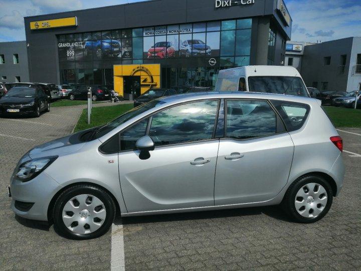Opel Meriva 1.6 cdti Niski Przebieg Serwis ASO Gwarancja