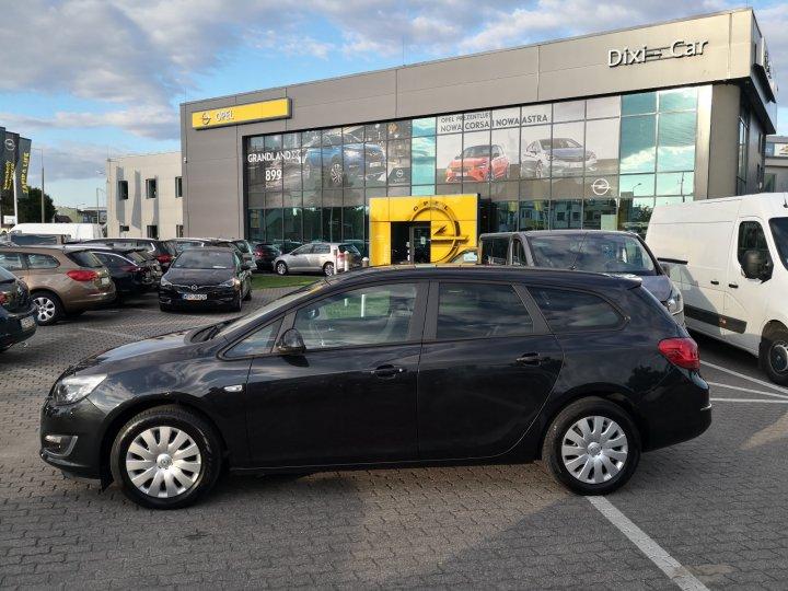 Opel Astra IV 1.4T kombi Po Liftingu Serwis ASO Gwarancja