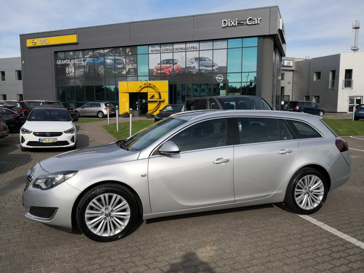 Opel Insignia 2.0 CDTI Cosmo Salon Polska  VAT23%