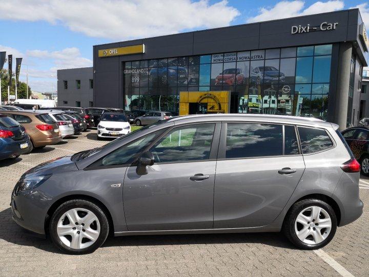 Opel Zafira C 1,4 Turbo Sport 140KM, Navi, Kamera, Vat23%