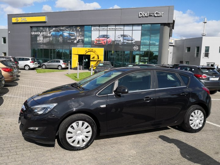 Opel Astra IV 1,6 benzyna 115KM, 5dr