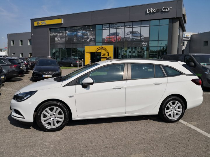 Opel Astra V 1,4 125KM Sports Tourer, Salon PL Enjoy+Business Vat23%