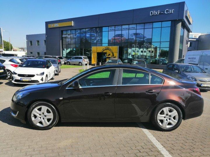 Opel Insignia 2.0 CDTI 170 KM Salon Niski przebieg