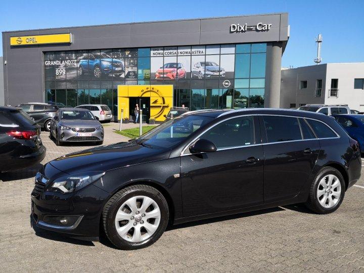 Opel Insignia Cosmo Sports Tourer 1.6 CDTI 136 KM