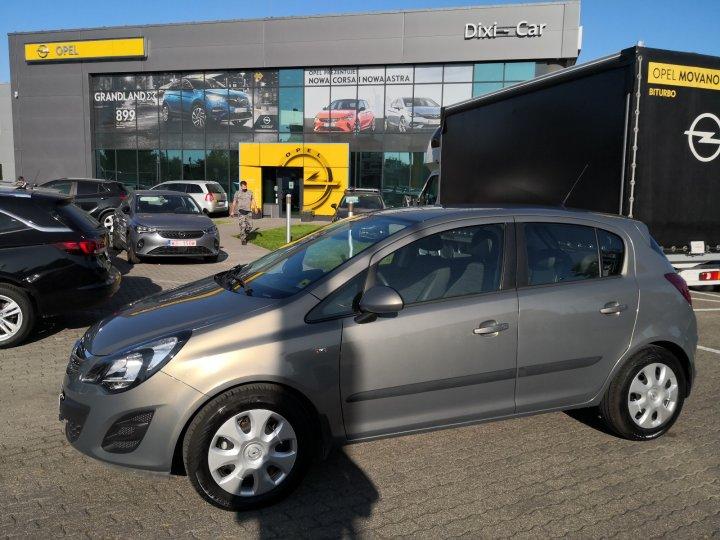 Opel Corsa D 1,2 benzyna 85KM, Salon Polska 1 właściciel