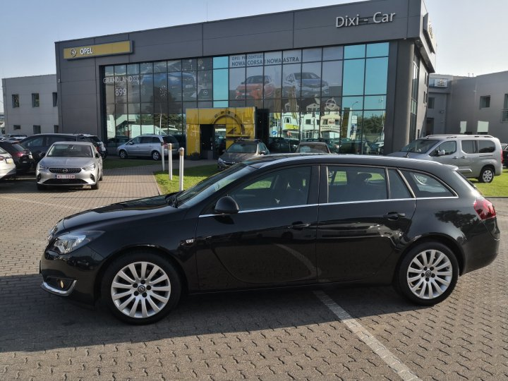 Opel Insignia 2.0 CDTI 163KM Salon Polska  Serwis ASO