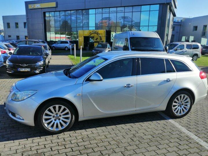 Opel Insignia 2,0 CDTI 130KM, Cosmo, Sports Tourer