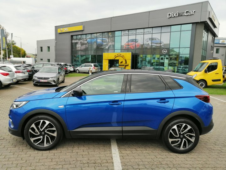 Opel Grandland X 2.0 177KM Automat Ultimate Full Salon Vat23%