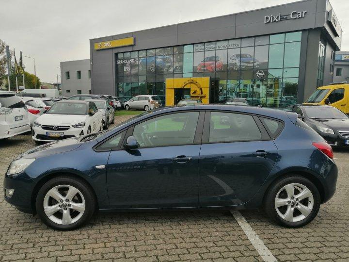Opel Astra IV 1.4 100KM Serwis ASO Gwaracja