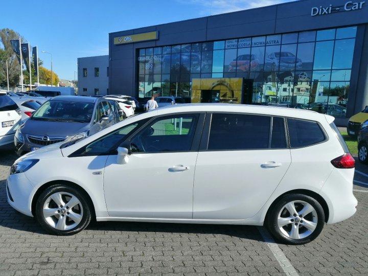 Opel Zafira C 2,0 CDTI 170KM, 7 miejsc