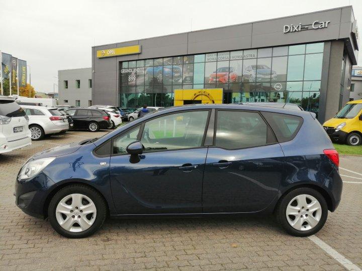 Opel Meriva B 1,4 100KM Pełny Serwis Niski Przebieg