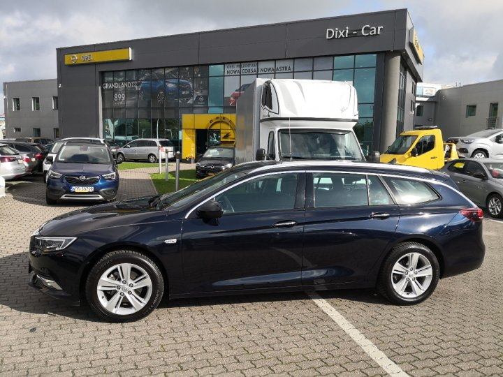 Opel Insignia SPORTS TOURER  Roczne Auto Salon Polska Gwarancja Fabryczna