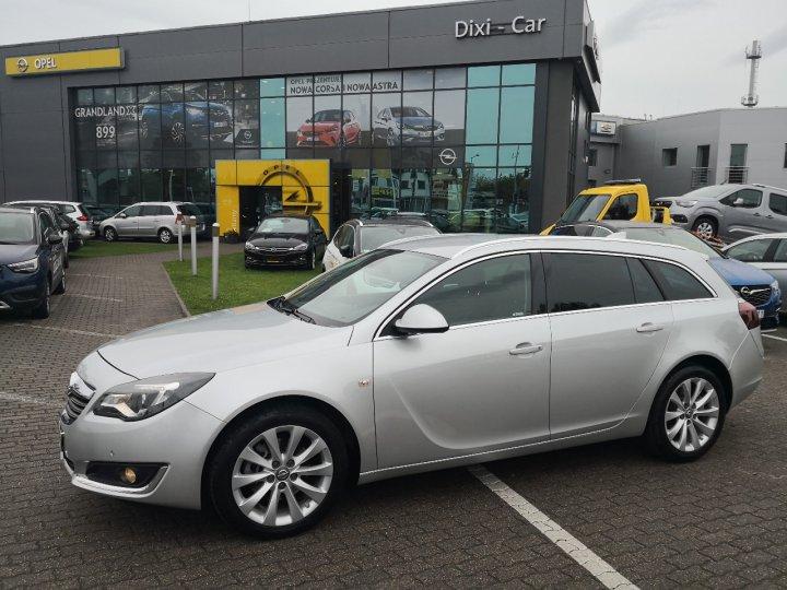 Opel Insignia 2.0 cdti 170KM Automat Navi Serwis ASO Gwarancja VAT23%