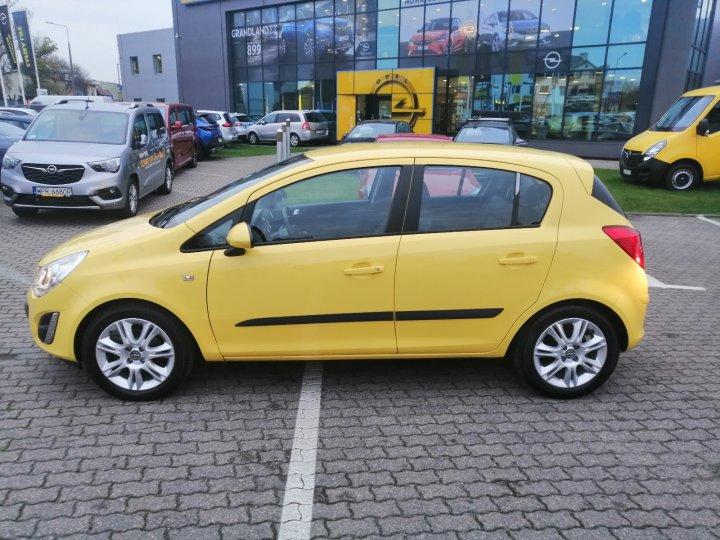 Opel Corsa D 1,4 benzyna 100KM, Cosmo