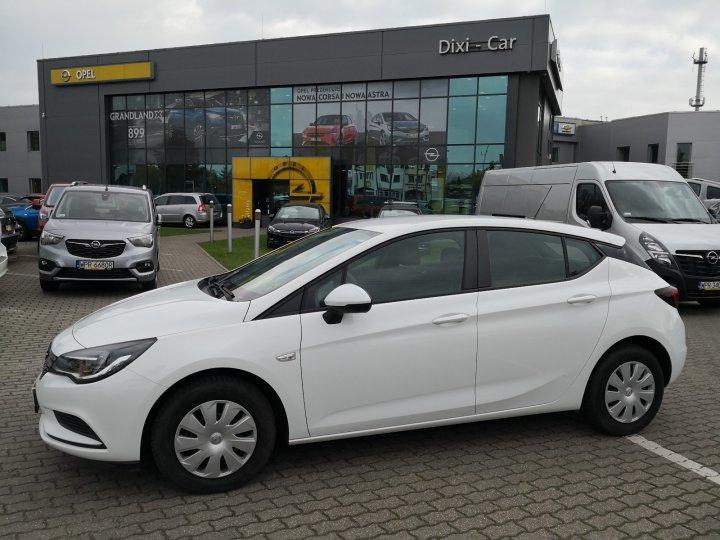 Opel Astra V 1,4 100KM, Salon PL, pakiet zimowy, Vat23%