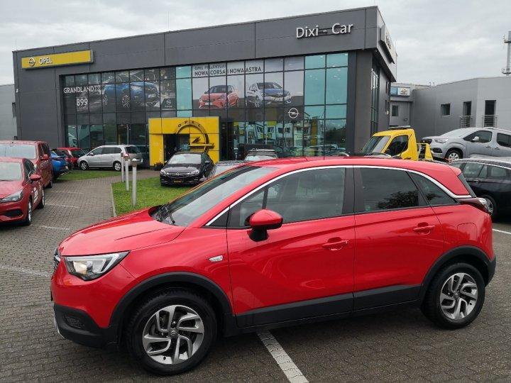 Opel Crossland X 1,2 110KM, kamera cofania, Vat23%