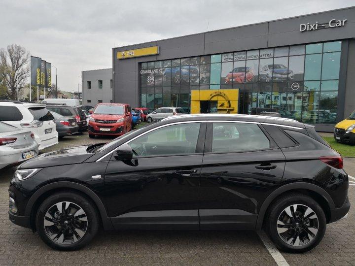 Opel Grandland X 1,6 benzyna 180KM Automat 8biegów, Vat23%