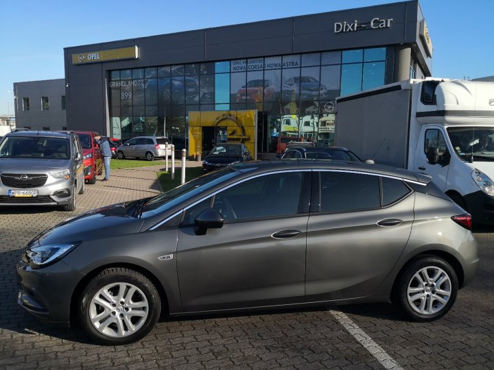Opel Astra V 1,4 Turbo 150KM, Intellilux, Navi, Salon PL, Vat23%
