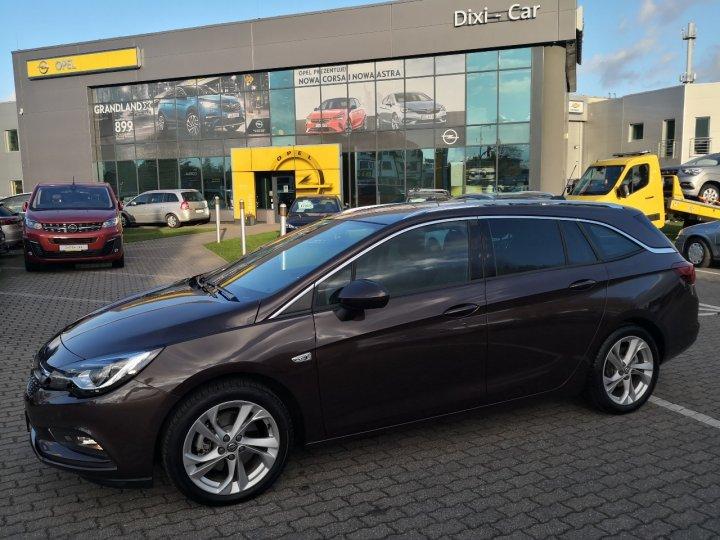 Opel Astra V Sports Tourer 1,6 Turbo 200KM, Salon, Vat23%