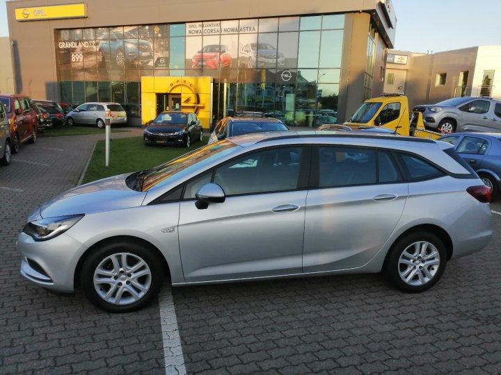 Opel Astra V 1.4T 150KM Automat Niski Przebieg Serwis ASO Gwarancja