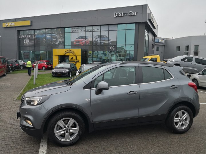 Opel Mokka X Elite 1,4 Turbo 140KM, Salon PL, VAT23%