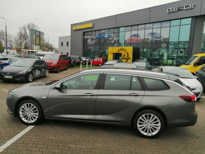 Opel Insignia B 1,5 16v 165 KM, Sports Tourer, Elite, Vat23%