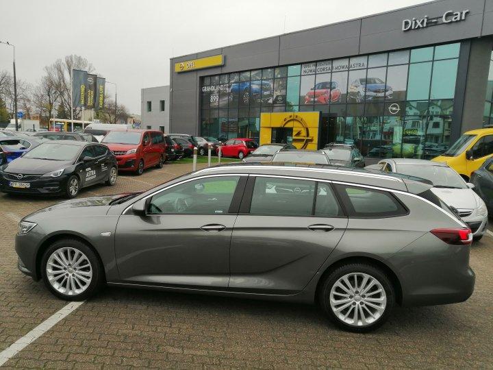 Opel Insignia B 1,5 16v 165 KM, Sports Tourer, Elite, Vat23%
