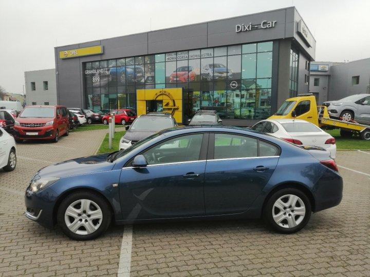 Opel Insignia 1,4 T 140 KM Salon Polska