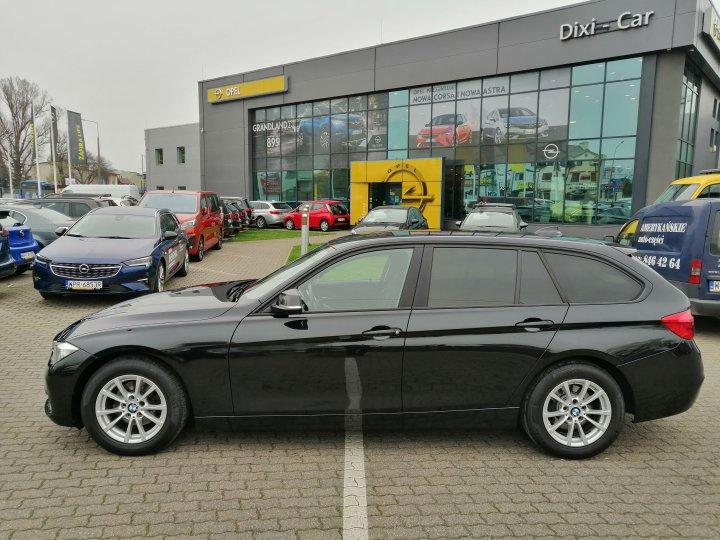 BMW 318D Lift Touring AUTOMAT Bezwypadkowy