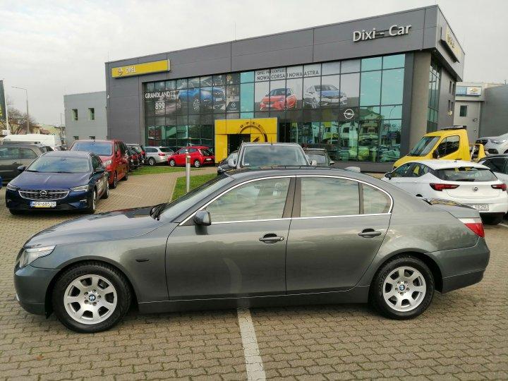 BMW 520i 2,2 benzyna 170KM, Automat, Salon Polska