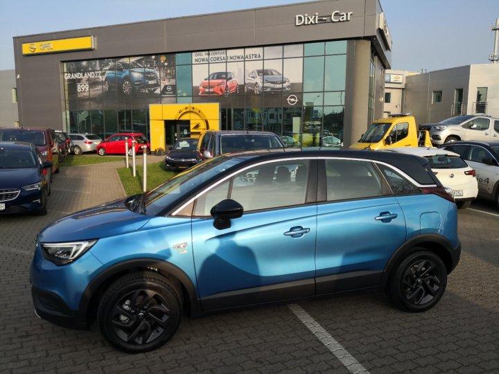 Opel Crossland X 1,2 benzyna 130KM, 120LAT, Vat23%