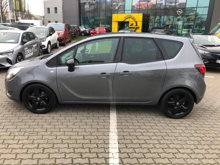 Opel Meriva B 1.4T AUTOMAT + instalacja LPG Serwis ASO Gwarancja