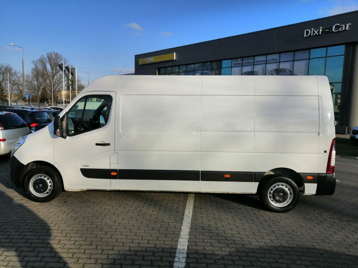 Opel Movano L3H2 2,3 CDTI 130KM, Salon Gwarancja