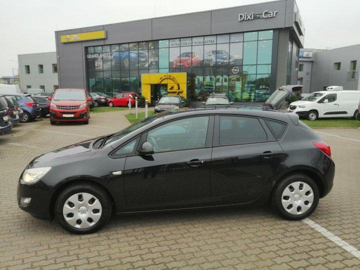 Opel Astra IV 1.4T 140KM Sport Fotele Serwis ASO Gwarancja