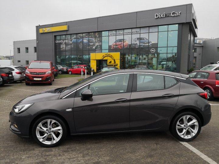 Opel Astra V 1.4T 125KM Dynamic Salon Polska Serwis ASO Vat23%
