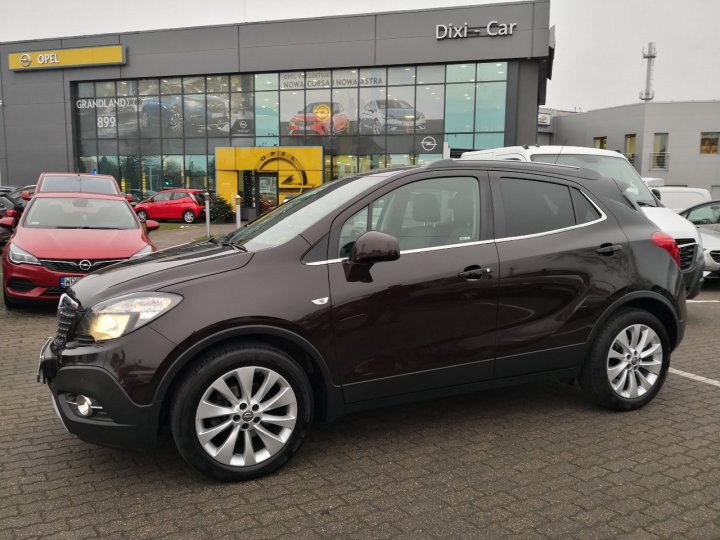 Opel Mokka Cosmo 1,4 Turbo 140KM, Salon Polska, Vat23%