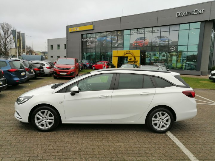 Opel Astra V 1,6 CDTI 110KM, Salon Polska, 1 właściciel, Vat23%