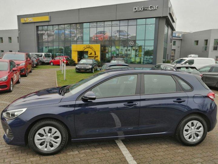 Hyundai i30 1.4 Nowy Model Salon Polska Gwarancja Fabryczna Vat23%
