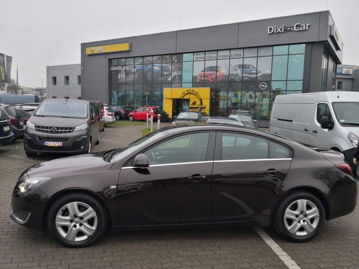 Opel Insignia 2,0 CDTI 163KM, Salon PL, Vat23%