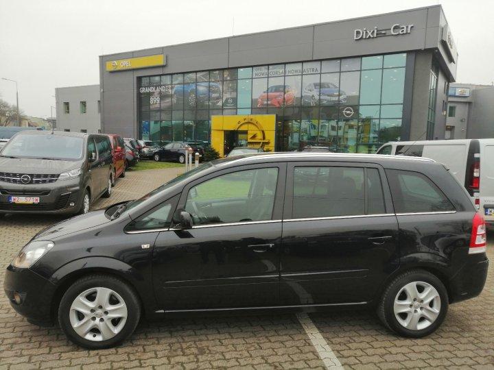 Opel Zafira B 1.7cdti 125KM Navi Climatronic Serwis ASO