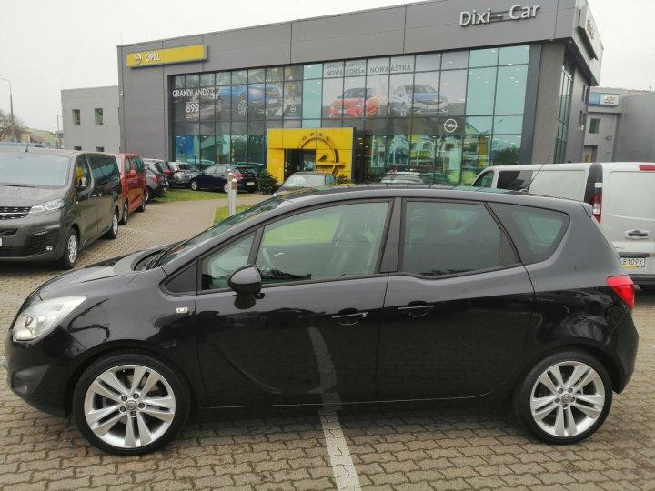 Opel Meriva B 1.4T 140KM Bardzo Niski Przebieg Serwis Gwarancja